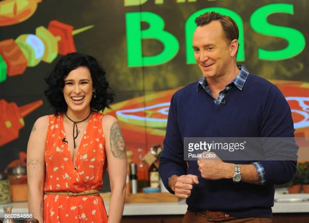 THE CHEW Rumer Willis is the guest on 'The Chew' Wednesday March 29 2017 'The Chew' airs MONDAY FRIDAY on the ABC Television Network KELLY