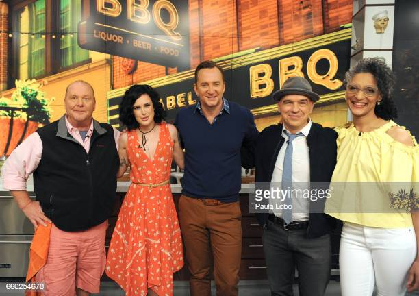 THE CHEW Rumer Willis is the guest on 'The Chew' Wednesday March 29 2017 'The Chew' airs MONDAY FRIDAY on the ABC Television Network HALL