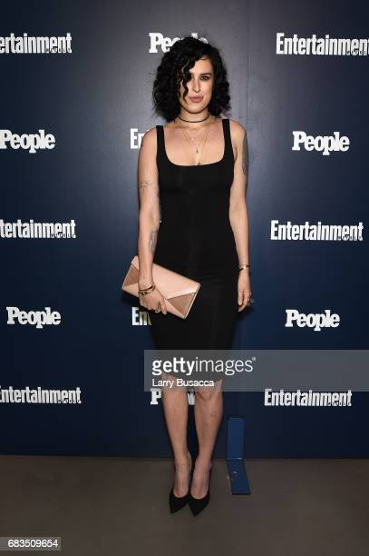 Rumer Willis of Rise attends the Entertainment Weekly and PEOPLE Upfronts party presented by Netflix and Terra Chips at Second Floor on May 15 2017...