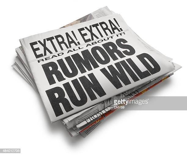 Rumors Run Wild
