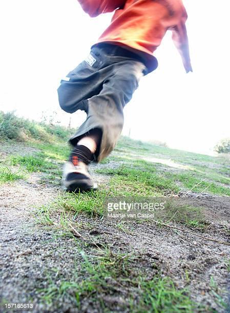 Run Boy .....!