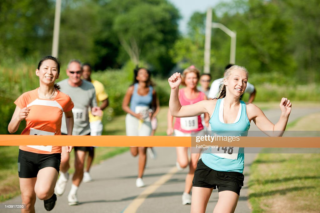 Runner : Stock Photo