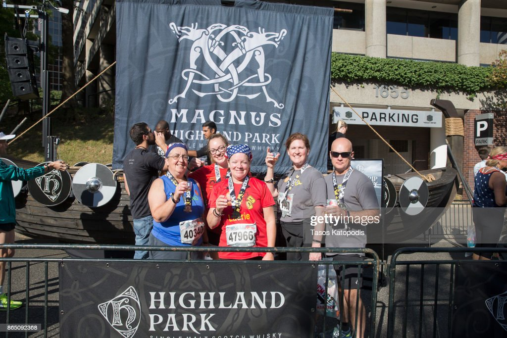 Highland Park Whisky Viking Challenge For Charity Benefiting After The Impact Fund