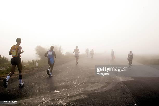 Corridori nella nebbia