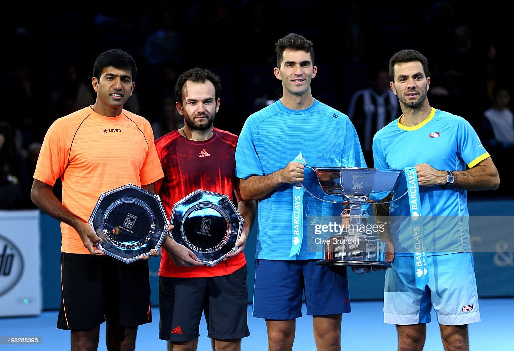 Barclays ATP World Tour Finals - Day Eight