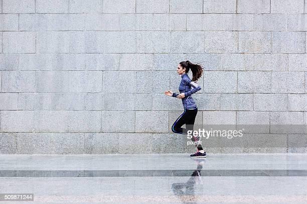 Running-Athleten