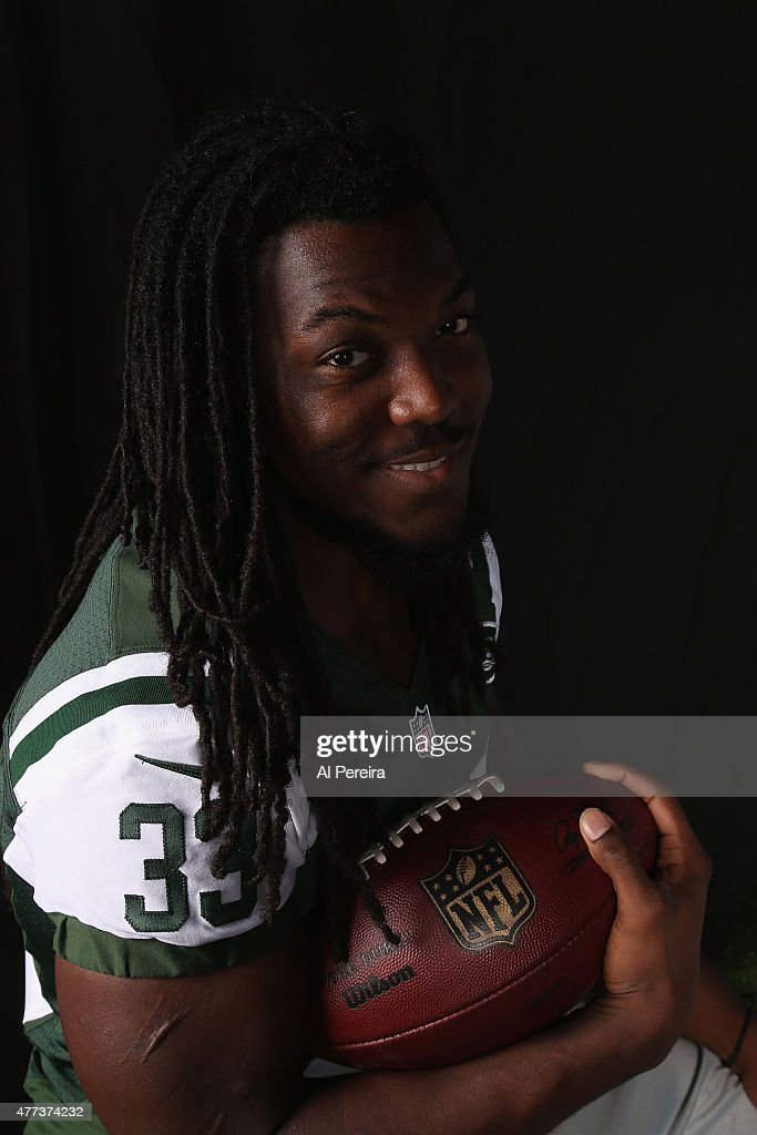 New York Jets Portrait Series