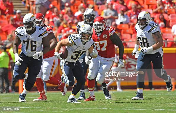 San Diego Chargers v Kansas City Chiefs : News Photo