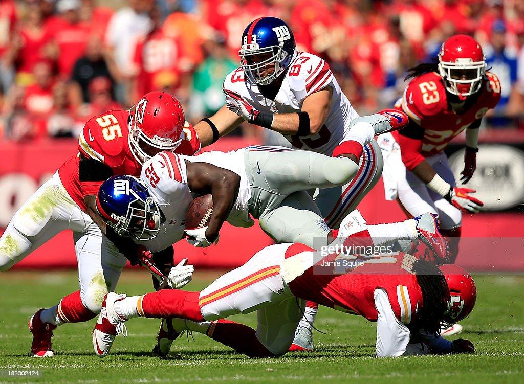 New York Giants v Kansas City Chiefs