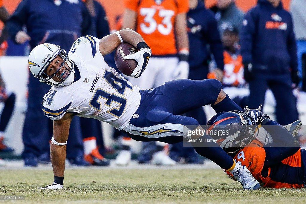 San Diego Chargers V Denver Broncos Getty Images