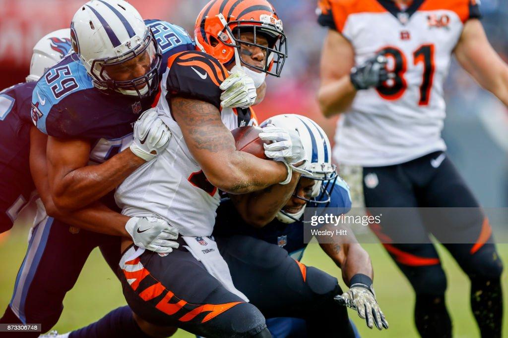 Cincinnati Bengals vTennessee Titans