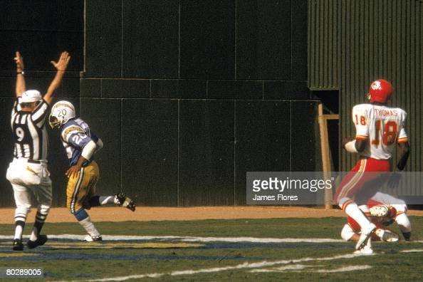 Kansas City Chiefs V San Diego Chargers Pictures Getty