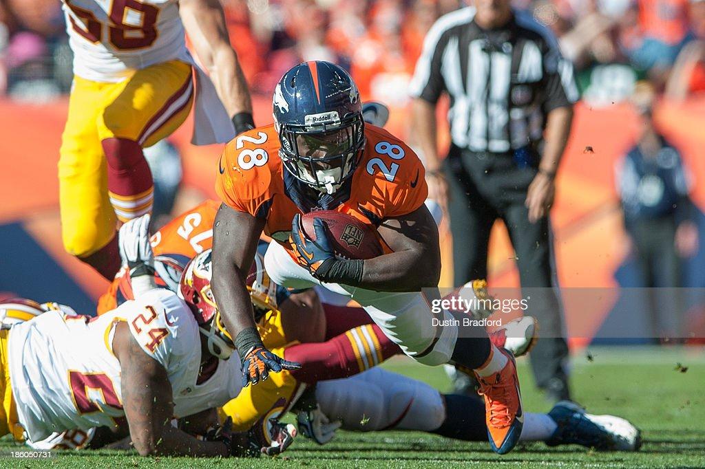 Washington Redskins v Denver Broncos