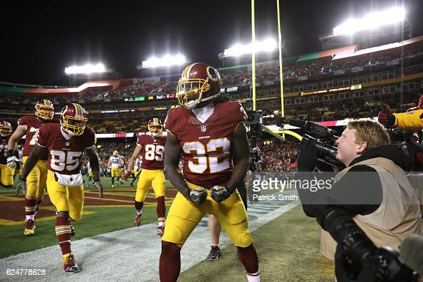 Green Bay Packers v Washington Redskins : News Photo
