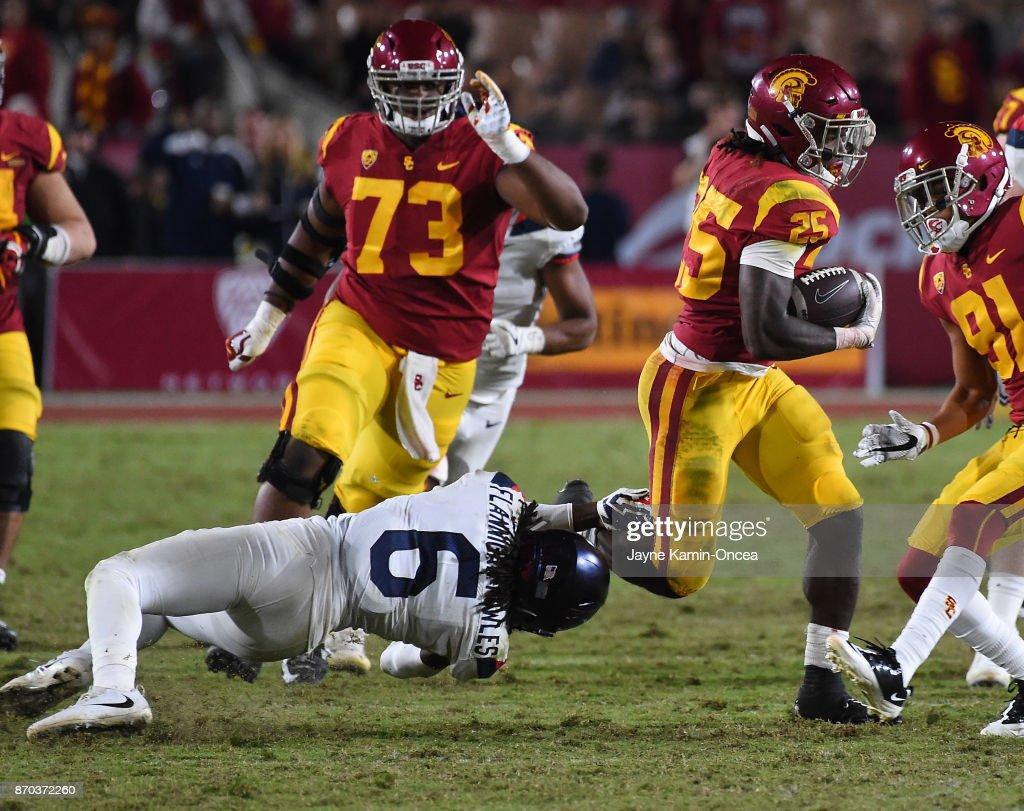Arizona v USC