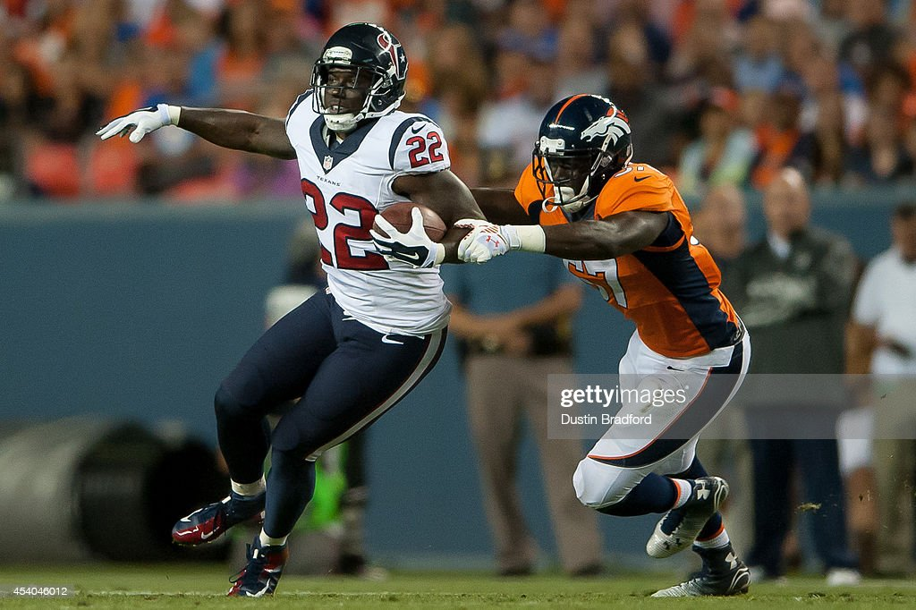 Houston Texans v Denver Broncos
