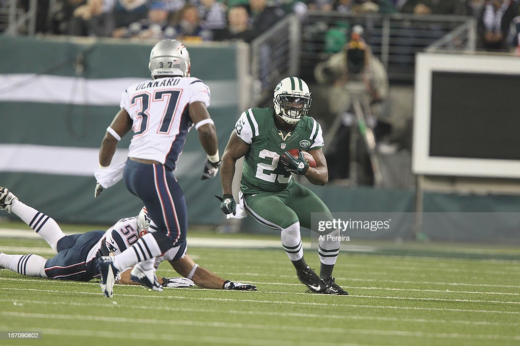 New England Patriots v New York Jets