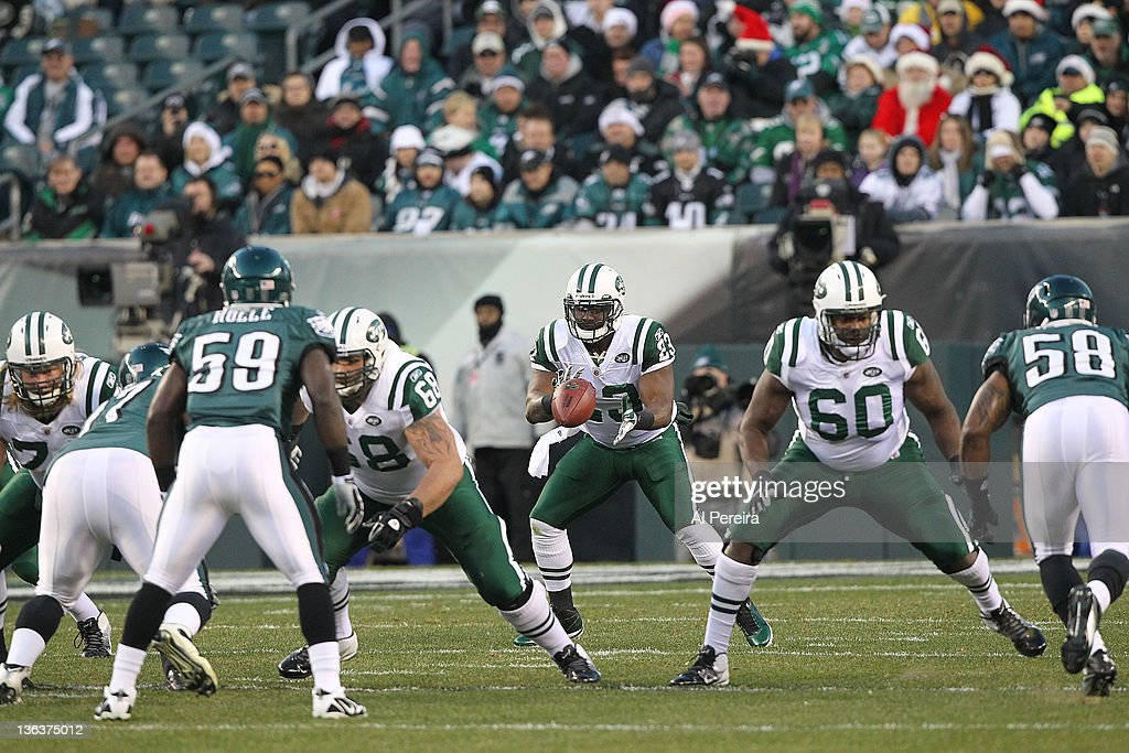 New York Jets v Philadelphia Eagles