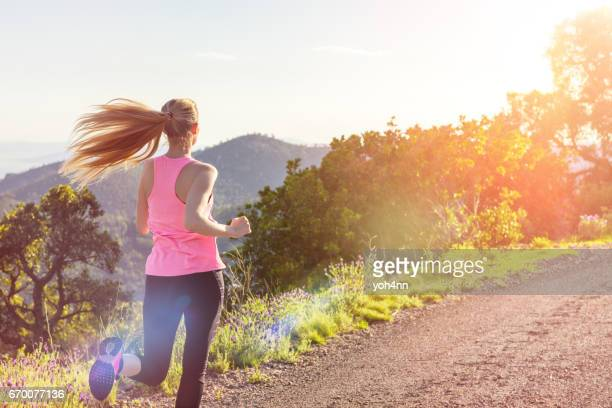 Running & feeling free