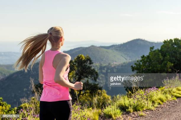 Running & freedom