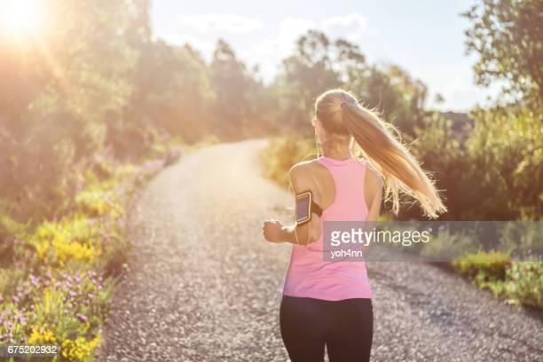 Running in nature & equipment