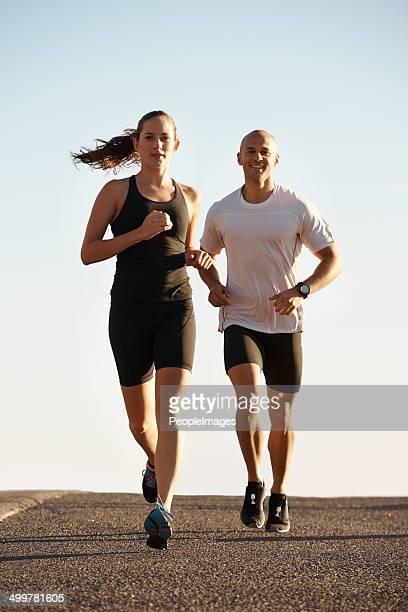 Running is it's own reward