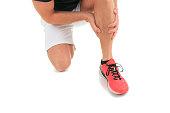Running Man - Calf Problem