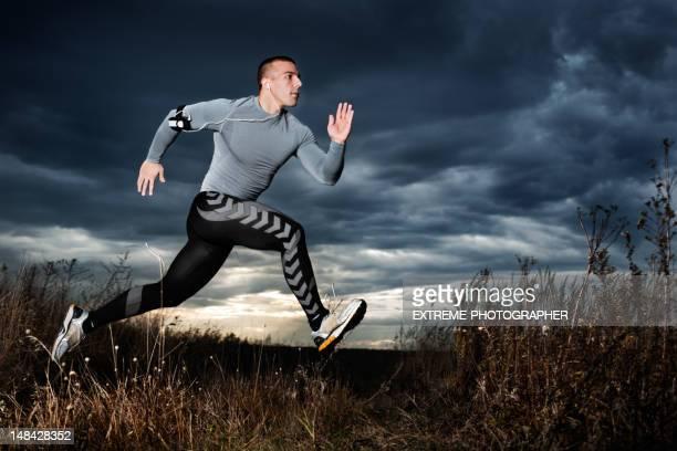 Laufen im Freien