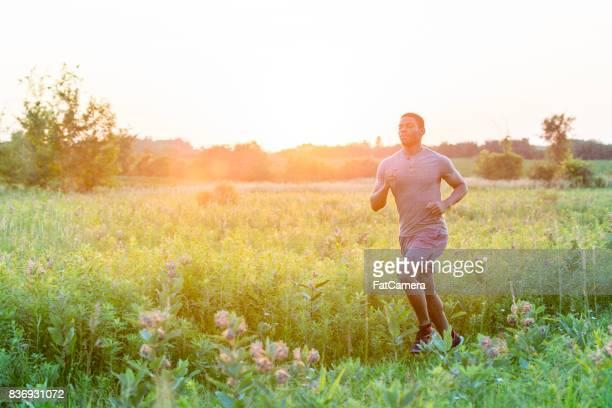 Running Outdoors