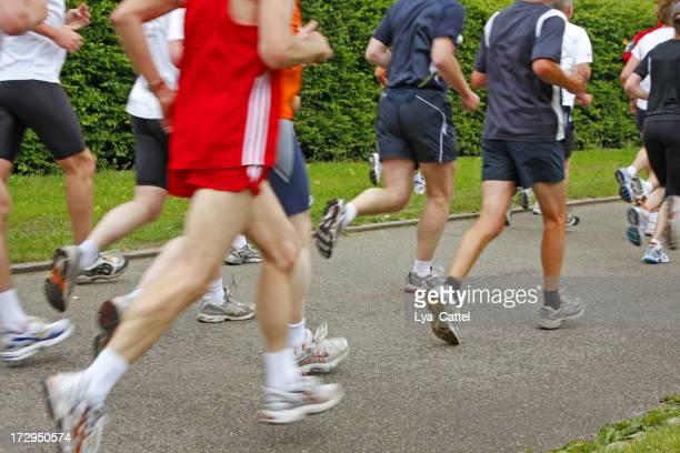 Running people # 2 XL