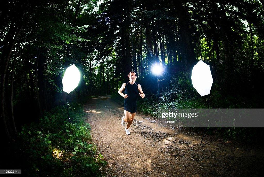 Running : Stock Photo