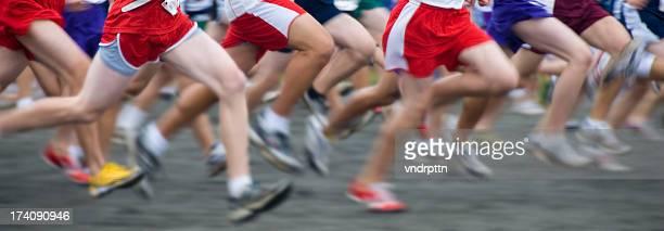 De correr