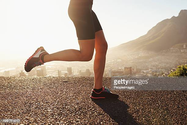 Running towards a healthier lifestyle
