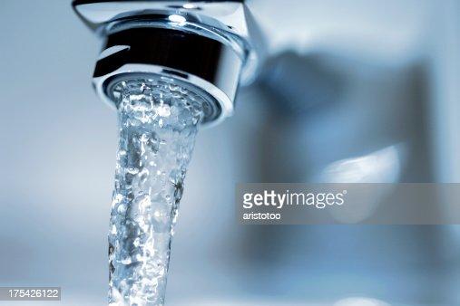 Running Water Faucet