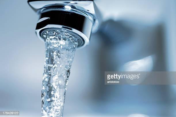 Running eau du robinet