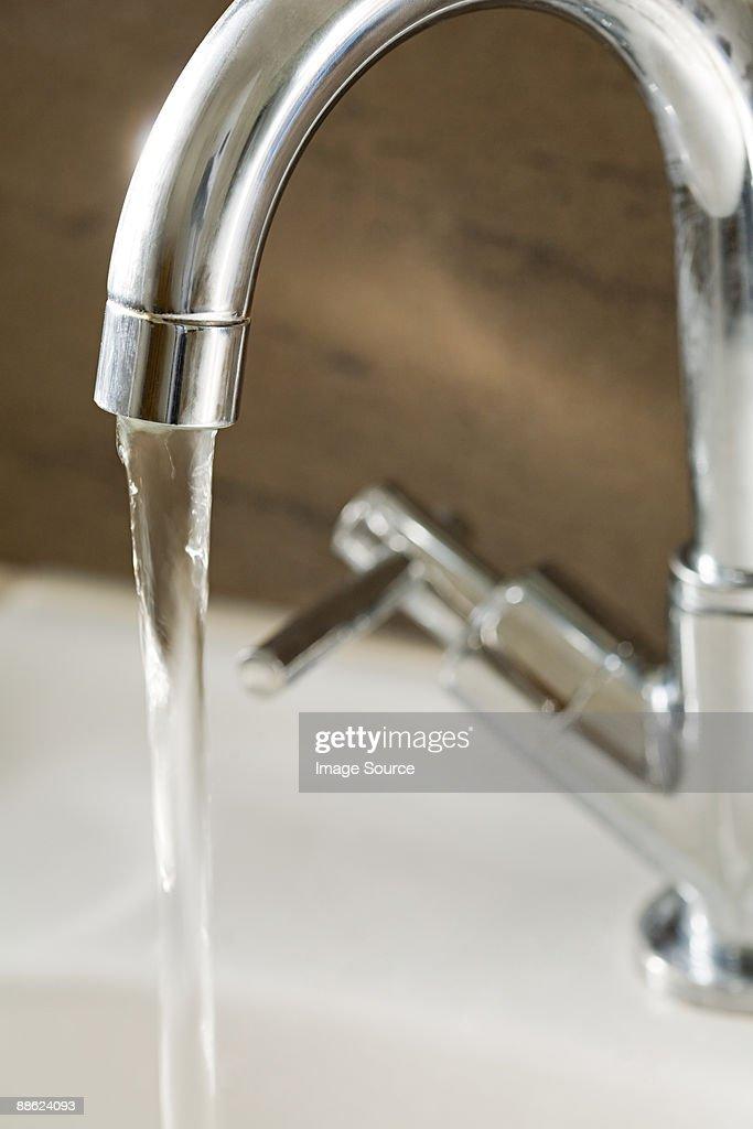 Running water : Stock Photo
