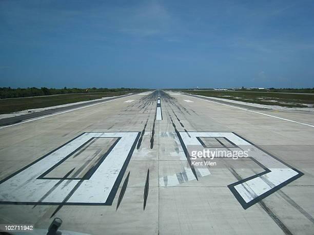 Runway 9 in Punta Cana, D.R.