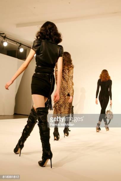 Runway at the LAMB Fall 2010 Presentation at Milk Studios on February 11 2010 in New York City