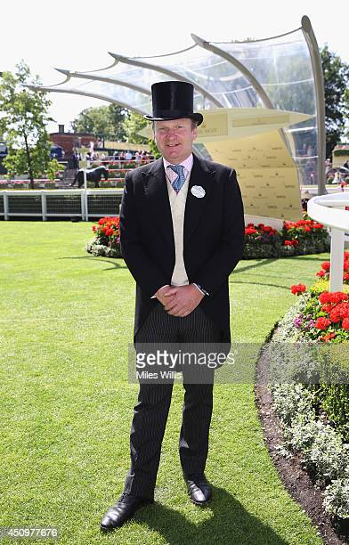 Rupert Bell during day five of Royal Ascot at Ascot Racecourse on June 21 2014 in Ascot England