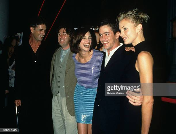 Rupert Everett Julia Roberts Dermot Mulroney and Cameron Diaz