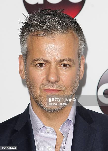 Rupert Graves attends the Disney/ABC 2016 Winter TCA Tour at Langham Hotel on January 9 2016 in Pasadena California