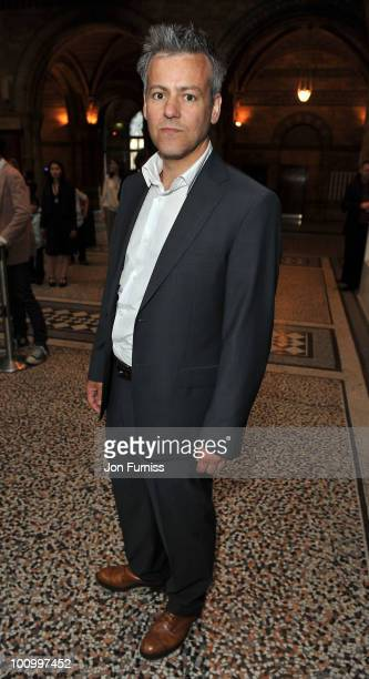 Rupert Graves attends the launch party for 'The Deep' exhibition at Natural History Museum on May 26 2010 in London England