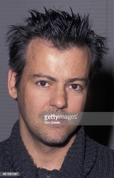 Rupert Graves attends the press conference for 'The Elephant Man' on February 11 2002 at the Manhattan Theater Club in New York City