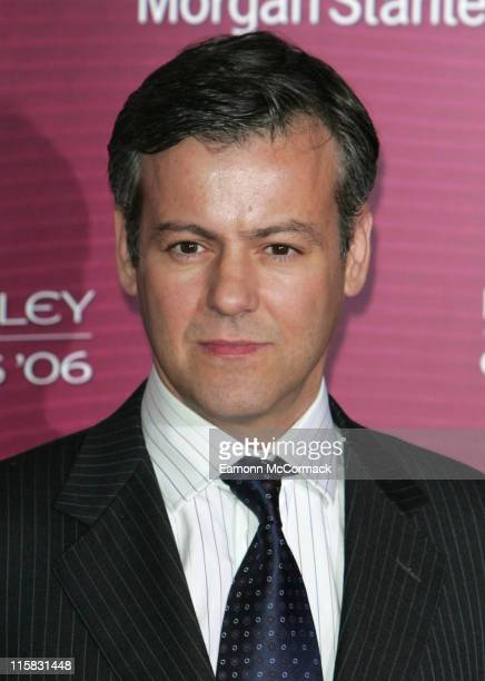 Rupert Graves during Great Briton Awards 2006 Arrivals at Guildhall in London United Kingdom