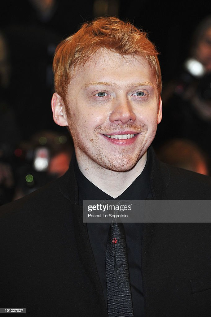 <a gi-track='captionPersonalityLinkClicked' href=/galleries/search?phrase=Rupert+Grint&family=editorial&specificpeople=206605 ng-click='$event.stopPropagation()'>Rupert Grint</a> attends the 'The Necessary Death of Charlie Countryman' Premiere during the 63rd Berlinale International Film Festival at Berlinale Palast on February 9, 2013 in Berlin, Germany.