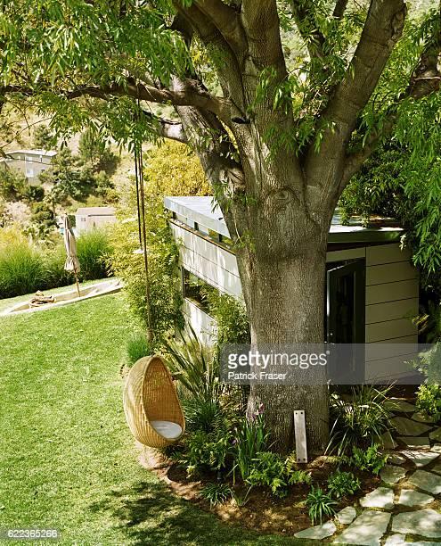 Rupert's garden office is from Modernshedcom