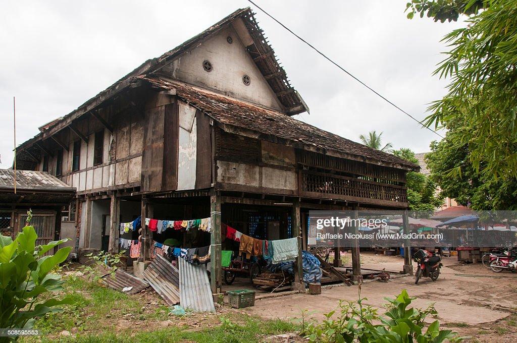 Rural abitation : Stock Photo