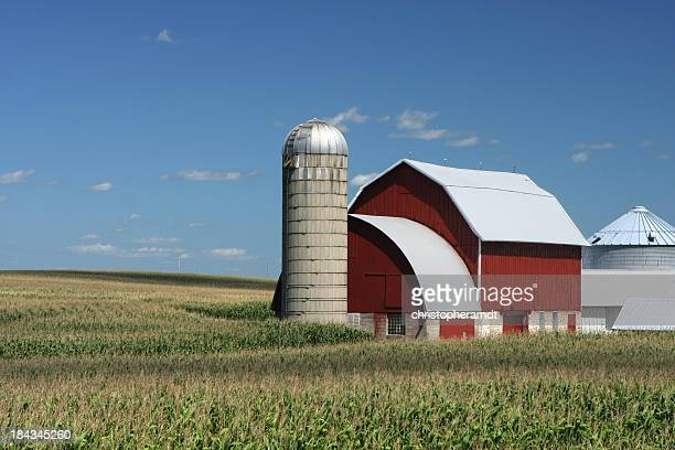 Rural America Farm and Barn