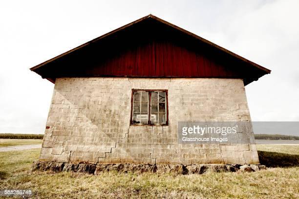 Rural Barn, Sweden