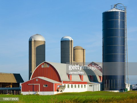 farm painting stock photos and pictures getty images